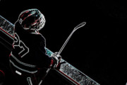 Tron Photos - Tron Hockey - 1 by Tya Kottler