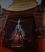 Tron Movie Prints - Tron  Print by Rob Hans
