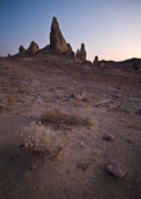 Formation Originals - Trona Pinnacles Sunset by Steve Gadomski