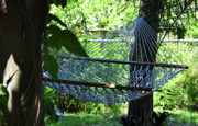 Hammock Prints - Tropical Rest Print by Peter  McIntosh