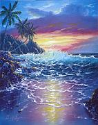 Daniel Bergren - Tropical Seascape