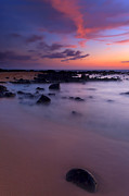 Poipu Photos - Tropical Serenity by Mike  Dawson