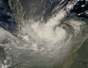 Tropical Storm Prints - Tropical Storm Allison Print by Nasa