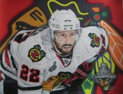 Troy Brouwer Print by Brian Schuster