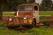 Arkansas Framed Prints - Truck and Tank 36 Framed Print by Douglas Barnett