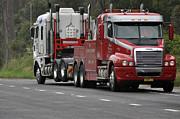 Joanne Kocwin - Truck Tow