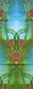 True Form Print by Gwyn Newcombe