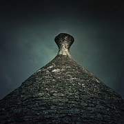 Stone Chimney Prints - Trullo Print by Joana Kruse