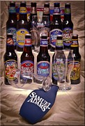 Beer Photos - Truly One of a Kind by DigiArt Diaries by Vicky Browning
