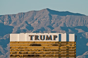 Trump Tower Photos - Trump Tower Nevada by Andy Smy
