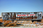 Racism Metal Prints - Truth in Advertising Metal Print by Steve Harrington