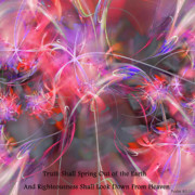 Library Digital Art - Truth Shall Spring Out by Margie Chapman