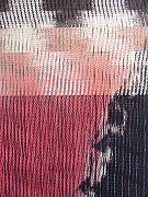 Featured Tapestries - Textiles Originals - Tsankawi detail by Emily DuBois