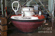 National Commercial Framed Prints - Tsunami Buoys Framed Print by Science Source
