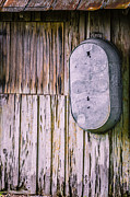 Antique Outhouse Photos - Tub For Two by Carolyn Marshall