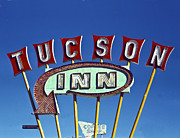 Inn Prints - Tucson Inn Print by Matthew Bamberg