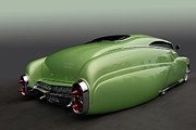 Photomanipulation Photo Prints - Tufenuf Merc Sled Print by Bill Dutting