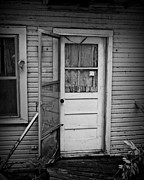 Screen Doors Photo Metal Prints - Tuff Times 2 Metal Print by Perry Webster
