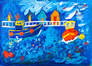 Simon Bratt Photography LRPS - Tug Boats at Sea