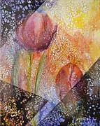 Tulip Secrets Print by Kathleen Pio