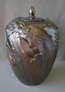 Original  By Artist Ceramics - Tulip Vase  by Anna Russell