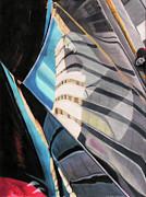 Tulsa Reflections 3 Print by Kenny King