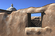 Historical Buildings Prints - Tumacacori Arizona Print by Bob Christopher
