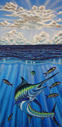Gamefish Originals - Tuna Roll by Marty  Calabrese