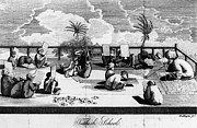 Punishment Prints - TURKEY: SCHOOL, c1800 Print by Granger