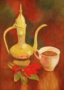 Turkish Originals - Turkish Coffee by Carolyn Judge