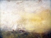 1845 Photos - Turner: Sunrise, 1845 by Granger