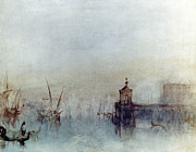 Joseph Photos - Turner: Venice, 1840 by Granger