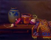 David Olander - Turnips Copper and Red...