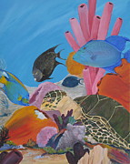 Barbara Petersen - Turtle And Friends