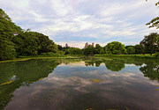 Panoramas - Turtle Pond Central Park NYC by Robert Ullmann
