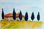 Christine Huwer - Tuscan Estate