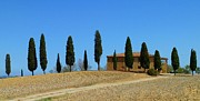 Christine Huwer - Tuscan House  I...