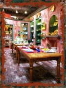 Donna Blackhall - Tuscan Pottery