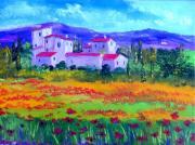Tuscany Print by Inna Montano