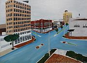 Tuscaloosa Paintings - Tushka Lusa by Tammy Dunn