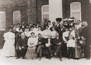Tuskegee Institute Faculty Print by Everett