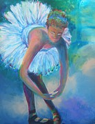 Ballet Dancers Originals - Tutu by Deb Magelssen