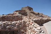 Masonary Art - Tuzigoot1 by Kate  Hall
