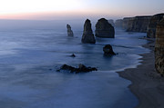Evening Scenes Photos - Twelve Apostles Australia by Bob Christopher