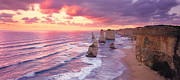 Edge Prints - Twelve Apostles,port Campbell, Australia Print by Peter Walton Photography
