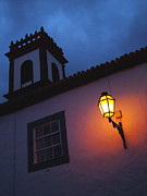 Night Lamp Prints - Twilight Print by Gaspar Avila