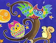 Lynnda Rakos - Twilight with Owls and...