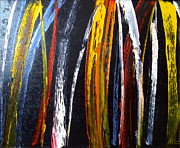 Twinkle Originals - Twinkles of Light - Abstract Oil Painting 2008 by Andrei Mudrea