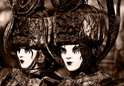 Simona  Mereu - Twins in sepia