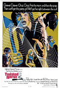 1960s Poster Art Posters - Twisted Nerve, Poster, 1968 Poster by Everett